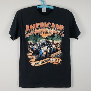 Fruit of the Loom Men's Americade 2010 Shirt Sz M